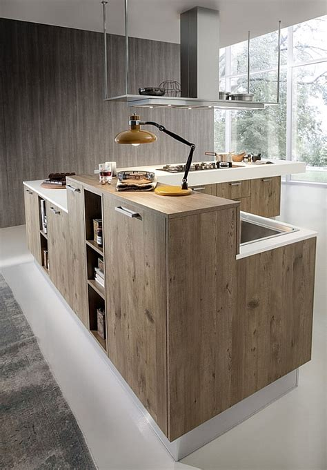 eco kitchen design gorgeous kitchen blends sleek minimalism with a chic eco 3523