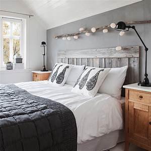La chambre grise 40 idees pour la deco archzinefr for Couleur qui va avec le gris 14 differents modales de tete de lit archzine fr