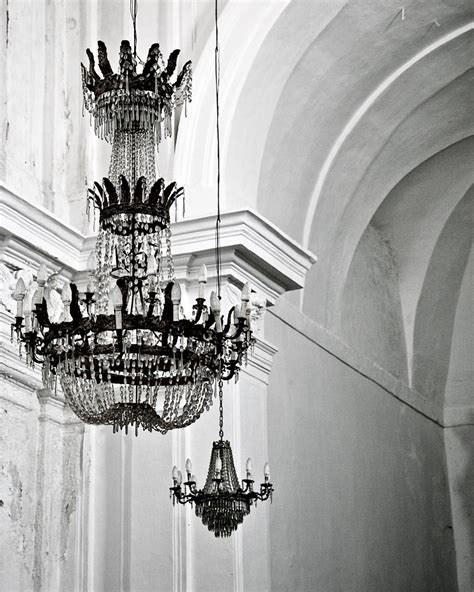Black White Chandelier by Chandelier Photography Black And White Photography