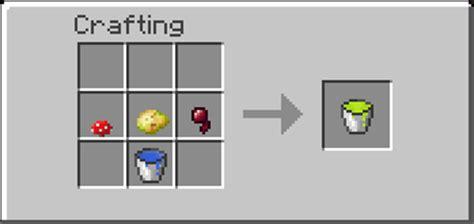 Minecraft Poisonous Potato Recipe