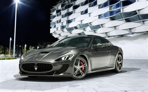2018 Maserati Granturismo Mc Stradale Wallpaper Hd Car