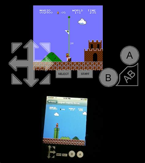 nes emulator iphone nescaline iphone nes emulator released on app