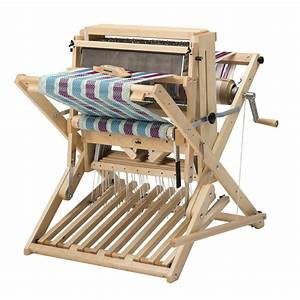 schacht wolf pup 810 floor loom is great for workshops With floor loom for sale