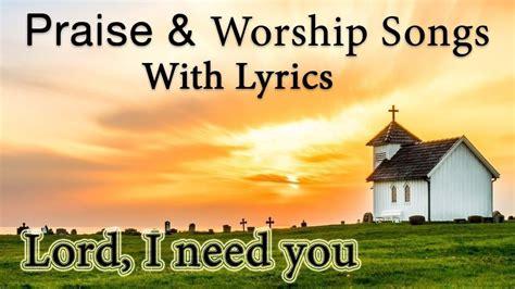 All movie & album lyrics in english. Christian Praise & Worship Songs with Lyrics - YouTube