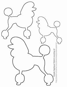 best 25 poodle skirts ideas on pinterest poodle skirt With poodle template printable