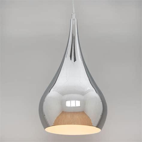 kitchen ceiling pendant lights modern designer teardrop ceiling pendant light chrome cm 6528