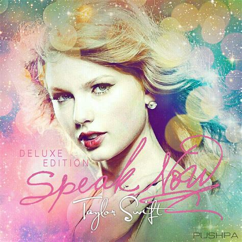 Taylor Swift Speak Now Deluxe Edition cover made by Pushpa ...