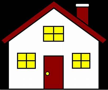 Clip Clipart Houses Property Cartoon Clipartix Library