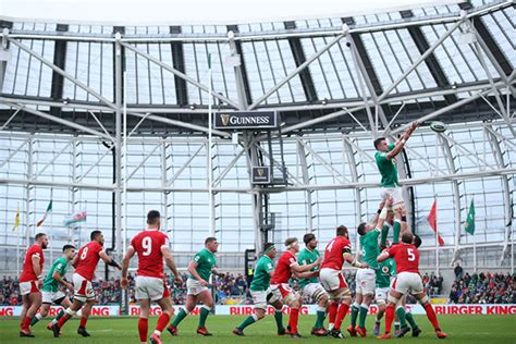 Autumn Nations Cup Ireland v Wales Preview - Rugby World