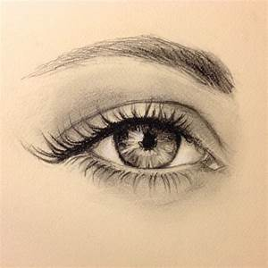 Eyes And Lips Drawing At Getdrawings