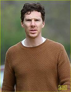 Benedict Cumberbatch Steps Out For First Time Since ...