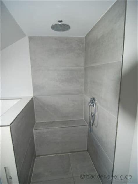 duschrinnen fuer geflieste duschen im badezimmer baeder seelig