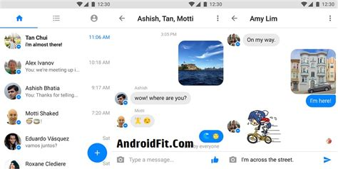 messenger lite apk messenger lite for android apk fact