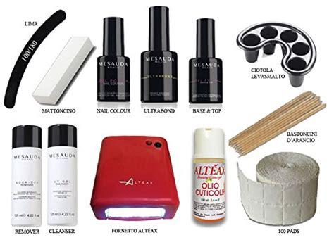 costo lada uv unghie i migliori kit gel per unghie classifica e recensioni di