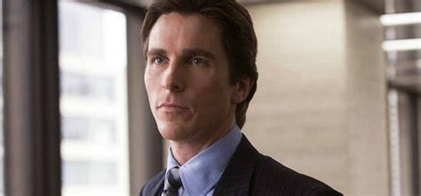 Christian Bale Looks Unrecognisable Prepares For The