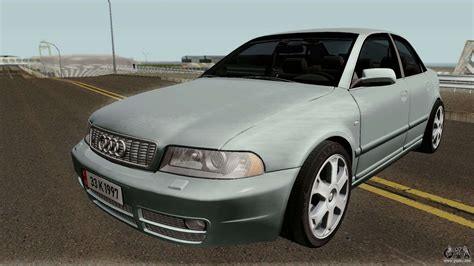 audi s4 tr for gta san andreas