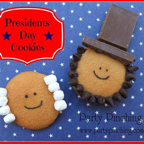 presidents day decorating ideas presidents day craft ideas george washington abraham lincoln cookies