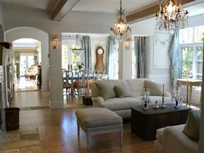Southern Living Formal Living Rooms by French Country Interior Design Ideas