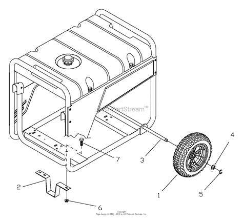 briggs and stratton power products 030251 0 580 325610 5 600 watt craftsman parts diagram for