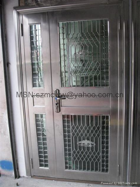 Stainless Steel Burglarproof Door (china Manufacturer