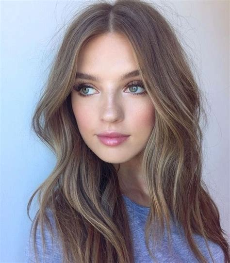 Brown Hair 35 smoky and sophisticated ash brown hair color looks