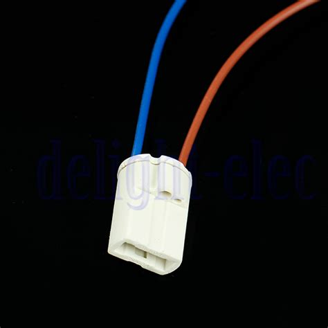 g9 ceramic l holder g9 ceramic holder base socket quarts wire connector for g9
