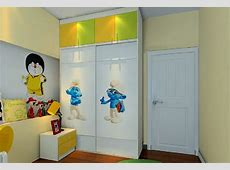 Children Wardrobe Design House DMA Homes #5491