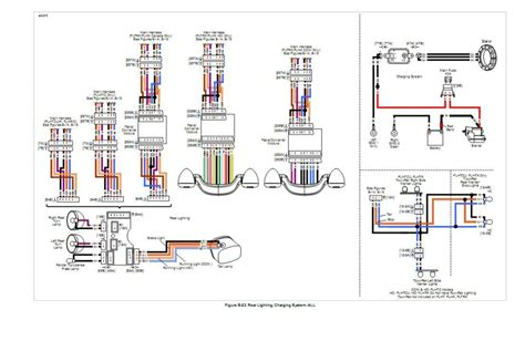 07 Harley Davidson Radio Wiring Diagram by Can Anyone Help Me With A 2010 Glide Taillight