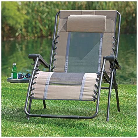 view oversized zero gravity chair with table deals at big lots
