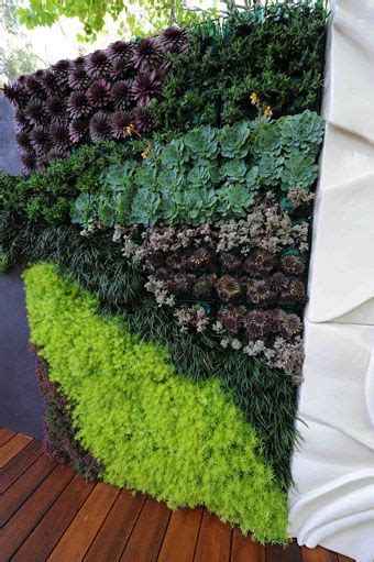How To Do A Vertical Garden by Vertical Garden I The Bright Green I Think I Could