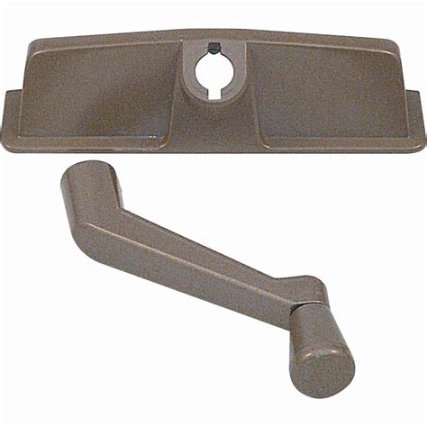 prime  entryguard casement window operator cover  crank handle    home depot