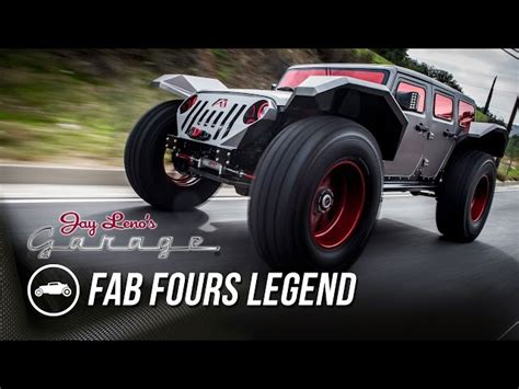 Fab Fours Legend by Fab Fours Legend Concept The Awesomer
