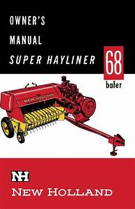 Ih For 535 Baler Manual