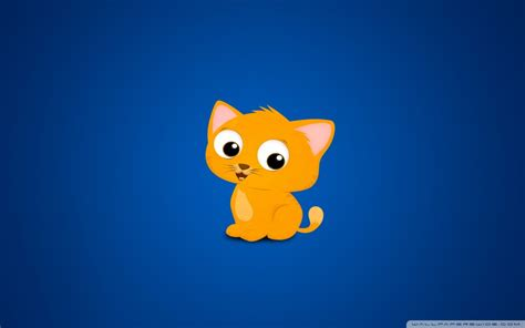 cartoon kitten   clip art  clip art