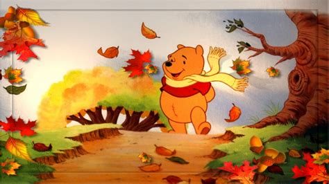Disney Fall Computer Backgrounds by Disney Fall Wallpaper 70 Images