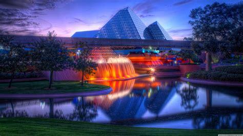 Hd Desktop Picture by Glass Pyramids Of Imagination 4k Hd Desktop Wallpaper For