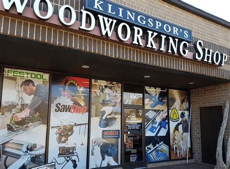 locations klingspors woodworking shop