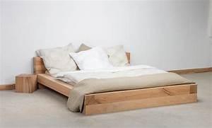Bett Aus Balken : balkenbett ~ Markanthonyermac.com Haus und Dekorationen