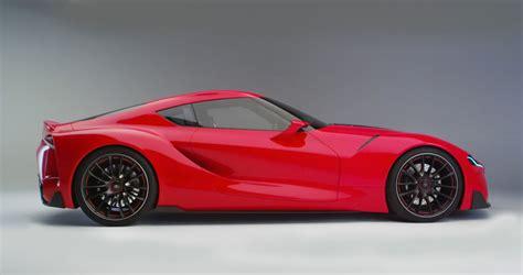 Toyota Supra Ft1 2018 Concept