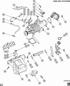 12584331  Supercharger  Supercharger  Eng Includes