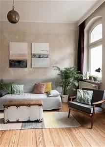 Vintage Wohnzimmer Möbel : wohnideen im industrial style ~ Frokenaadalensverden.com Haus und Dekorationen