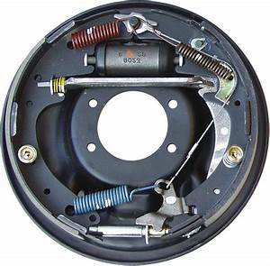 Currie Enterprises Ford 9 In  Drum Brake Backing Plate Ce