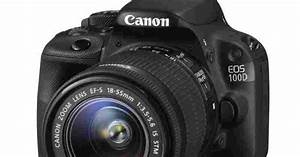 Canon Eos 100d Manual