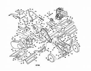 486 252444 Craftsman 6 5 Hp 36 Inch Tow