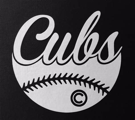 Dallas Stars Logo Images Chicago Cubs Baseball Vinyl Decal Bumper Sticker Computer