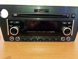 Subaru Mcintosh Radio Identification