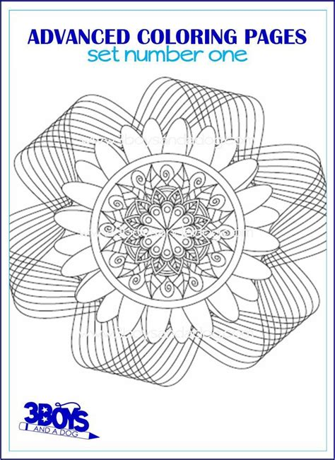coloring set advanced coloring pages set 1 3 boys and a shop
