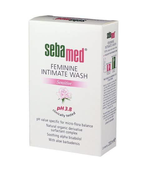 SEBAMED Feminine intīmās higiēnas mazgāšanas līdzeklis pH ...