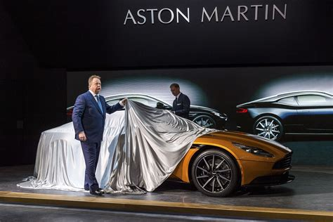 Aston Martin Stays In The Fast Lane