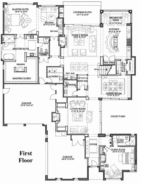 house plans lovely pulte homes floor plans  great